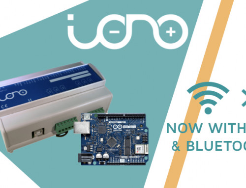 Iono Arduino Uno with Wifi & Bluetooth!
