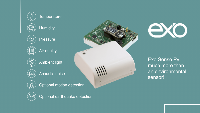 Introducing the new Exo Sense Py!