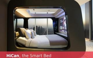 HiCan smart bed