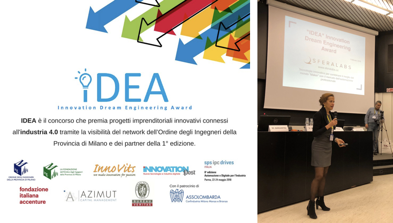 """IDEA"" Innovation Dream Engineering Award"