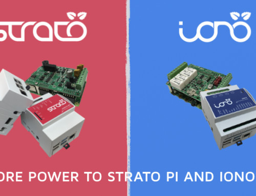 More power to Strato Pi and Iono Pi!
