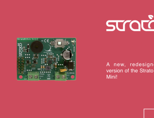 Strato Pi Mini: a new upgraded version!