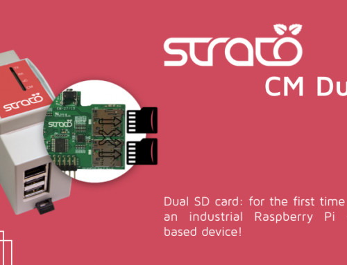 New from Sfera Labs: Strato Pi Cm Duo