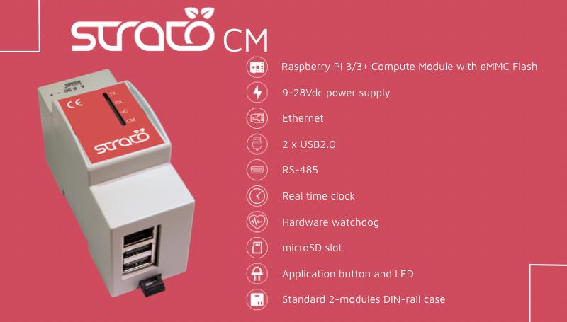 Strato CM3+.001