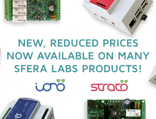 New, reduced prices now available on many Sfera Labs products!