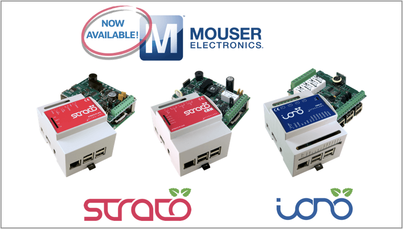 Mouser Electronics: new distribution agreement
