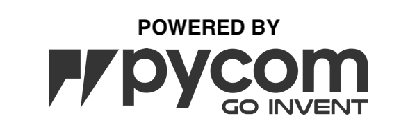 Powered by Pycom