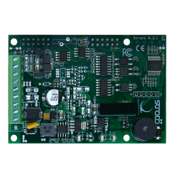 Strato Pi Base board