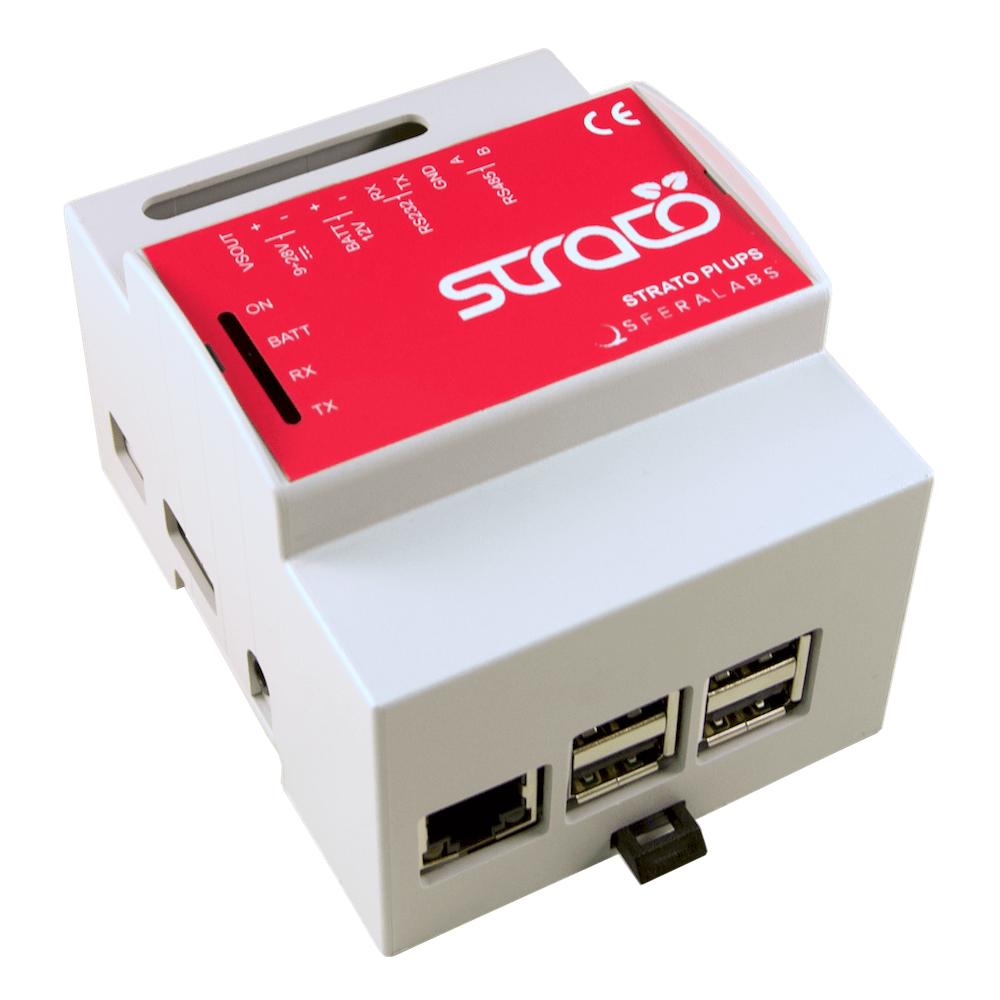Strato Pi Server