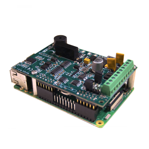 Strato Pi UPS board on RPi